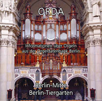 CD Cover -  Berlin-Mitte