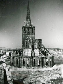 St. Andreas 1945